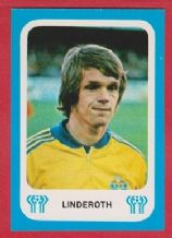 Sweden Anders Linderoth Marseille